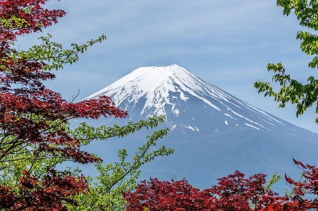 日本富士山(照片來源:Pixabay)