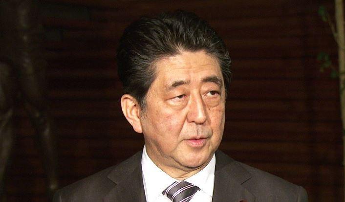 日本首相安倍晉三(圖片來源:翻攝自首相官邸推特)