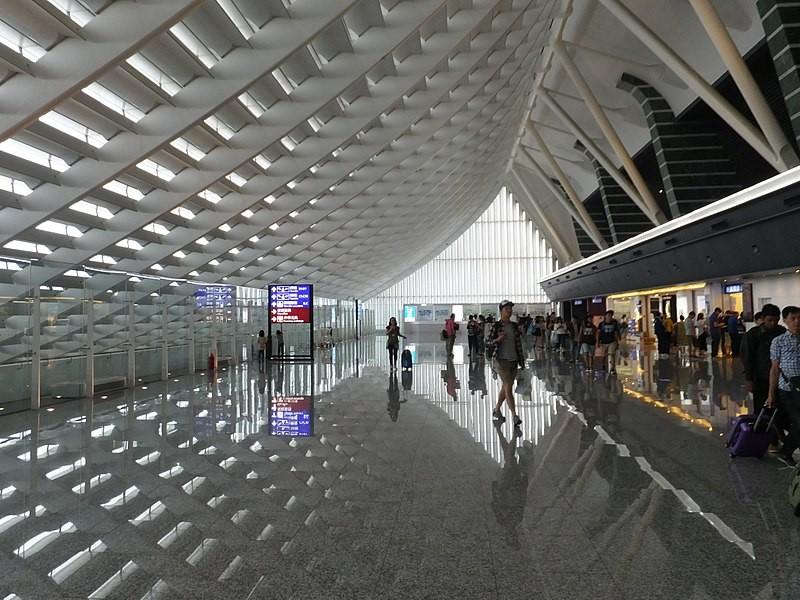 Taoyuan Intl. Airport Terminal 2