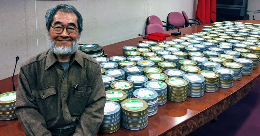 Liu Yen-ming has filmed over 20 full length documentary films.