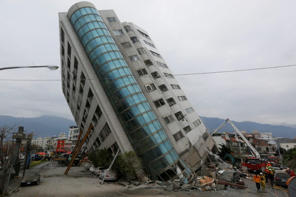 MOFA thanked Japan for its assistance in the wake of the Feb. 6 Hualien earthquake.