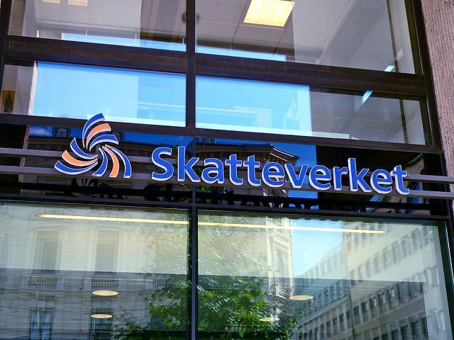 Swedish Tax Office Skatteverket (Image from Flickr user Magnus D)