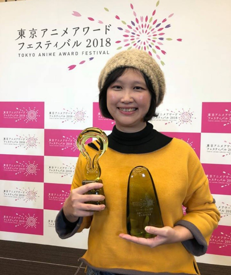 Taiwan film 'On Happiness Road' wins grand prize at Tokyo Anime Award Festival
