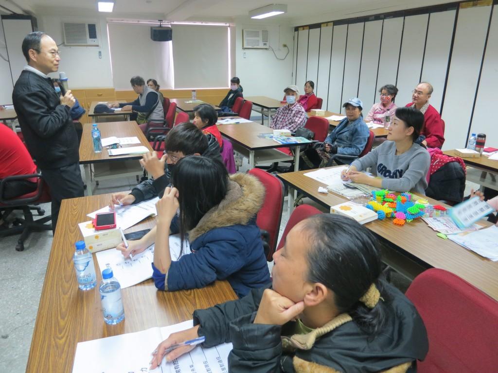 羅東就業中心協助五結新住民成功就業(示意圖)