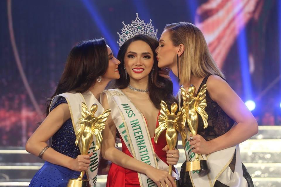 Photo courtesy of Miss International Queen 2018, Thailand