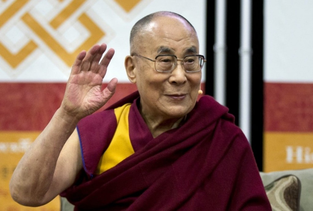 Dalai Lama's health improves after being     | Taiwan News