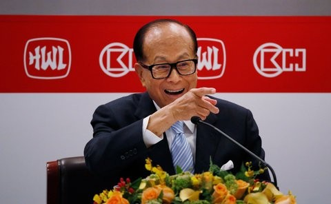 Hong Kong tycoon Li Ka-shing retires ahead of 90th birthday