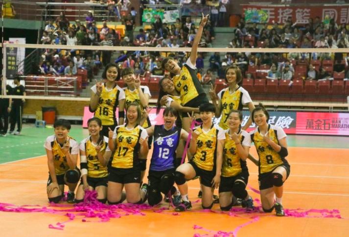 圖片來源:中華民國排球協會 提供