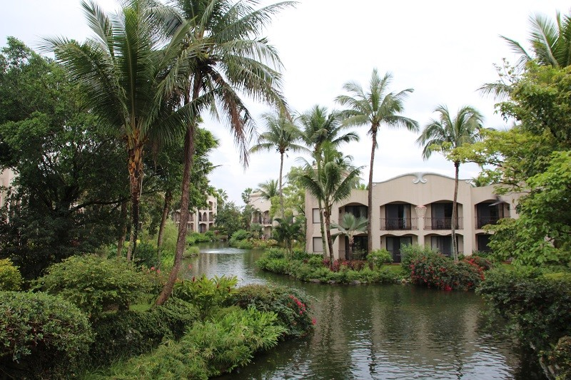 The Promisedland Resort in Hualien, eastern Taiwan
