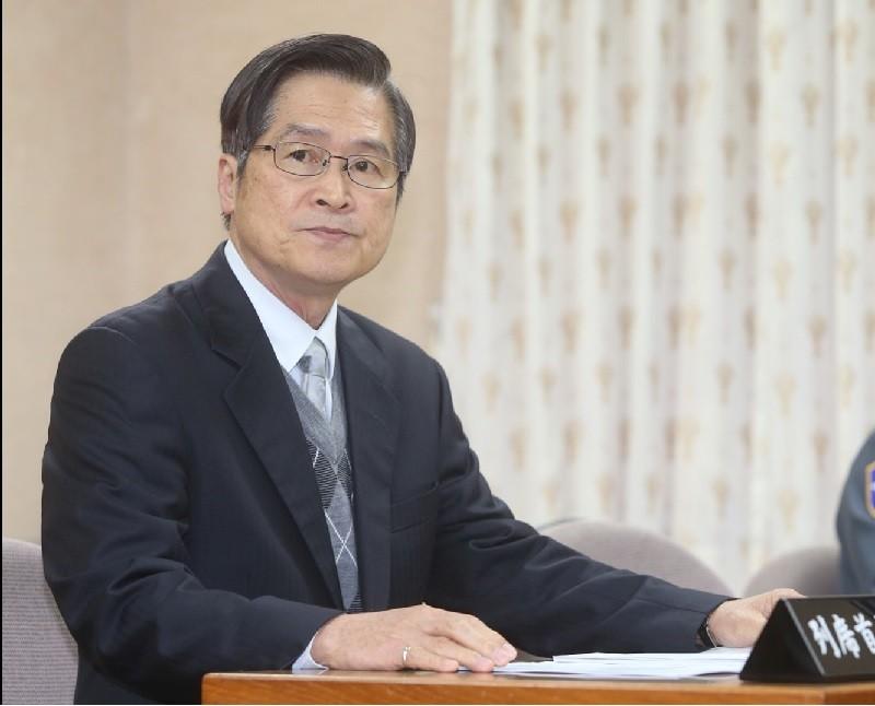 國防部長嚴德發,21日上午赴立法院外交及國防委員會專 案報告。中央社