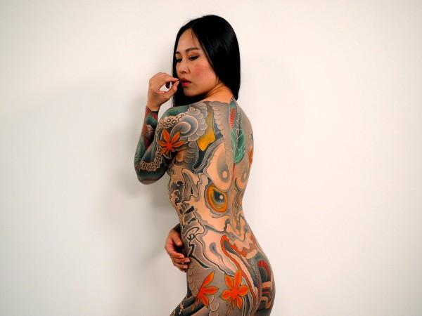 Hori Mayi Inked Women T Tattoos Sleeve Tattoos And-8817