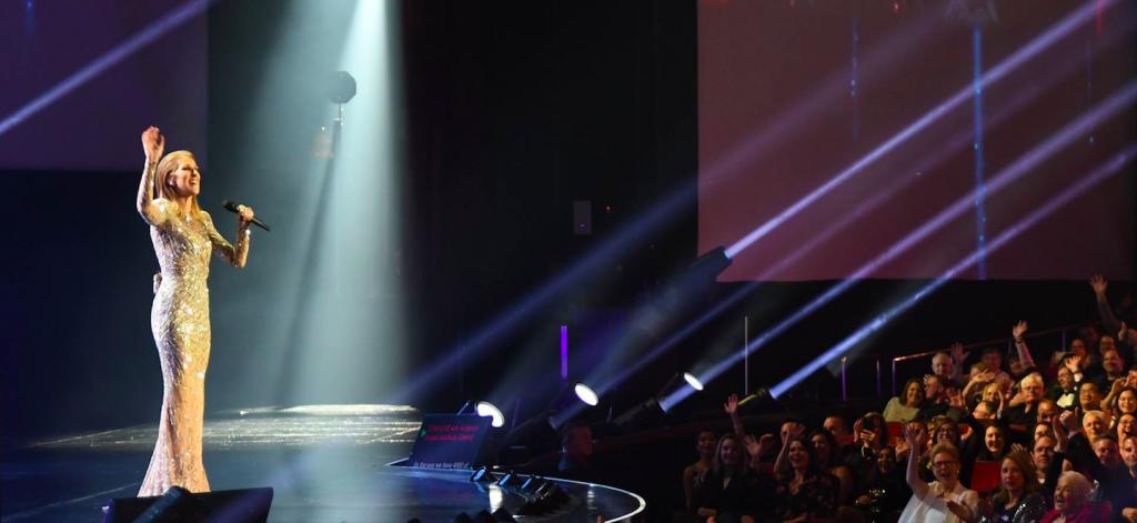 Celine Dion Cancels Las Vegas Concerts Taiwan News