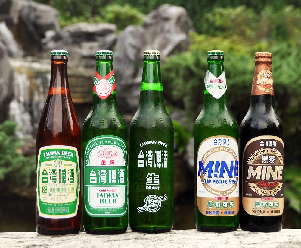 Taiwan Beer.