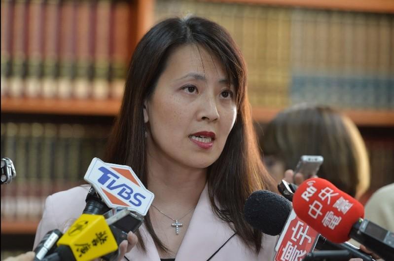 外交部副發言人歐江安(圖)23日表示,已透過管道持續向菲方表達嚴正立場與關切。中央社