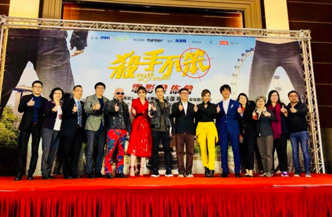 Taiwanese actors cast in Singaporean director's new movie