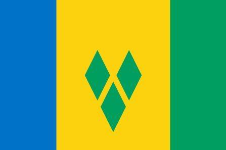 聖文森國旗