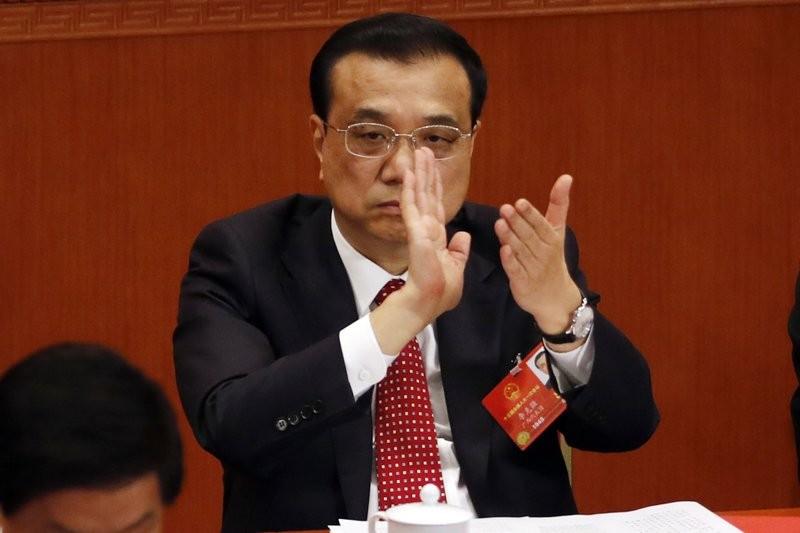 中國國務院總理李克強呼籲美中雙方保持理性,避免貿易戰。圖片/美聯社