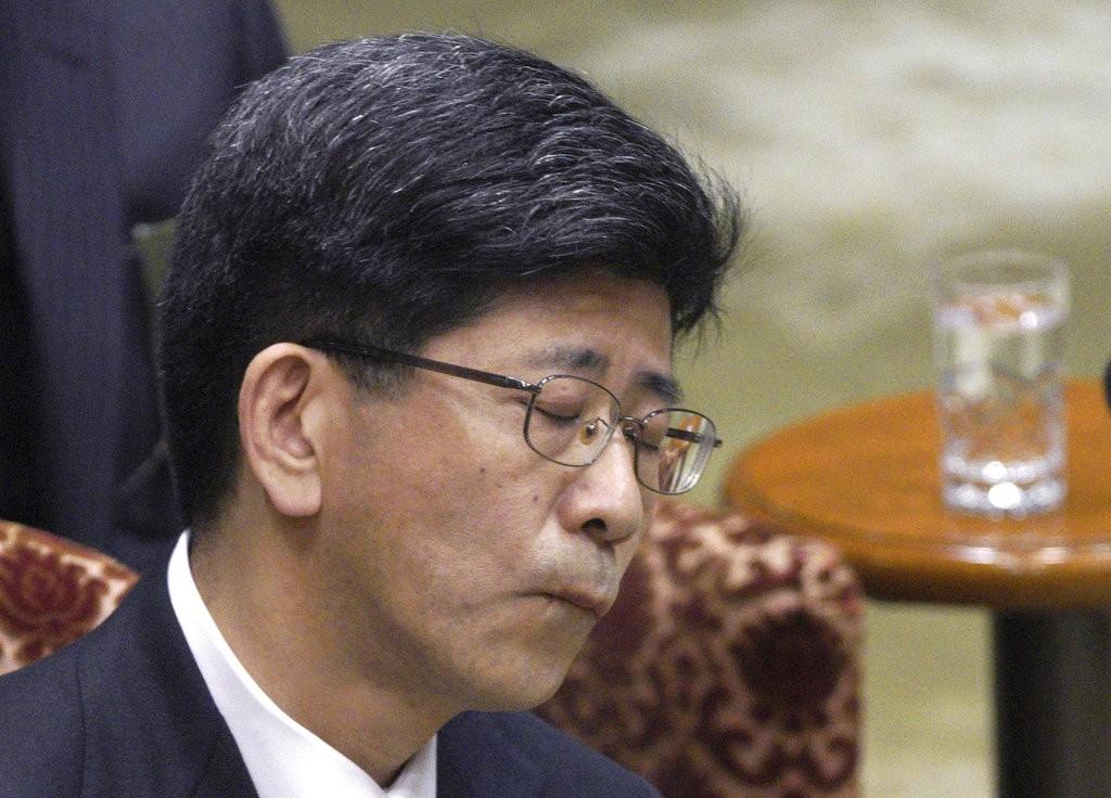 佐川今日赴國會作證(圖片來源:美聯社)