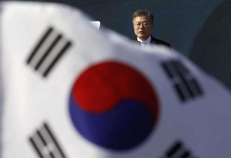 南韓總統文在寅(圖片/美聯社)