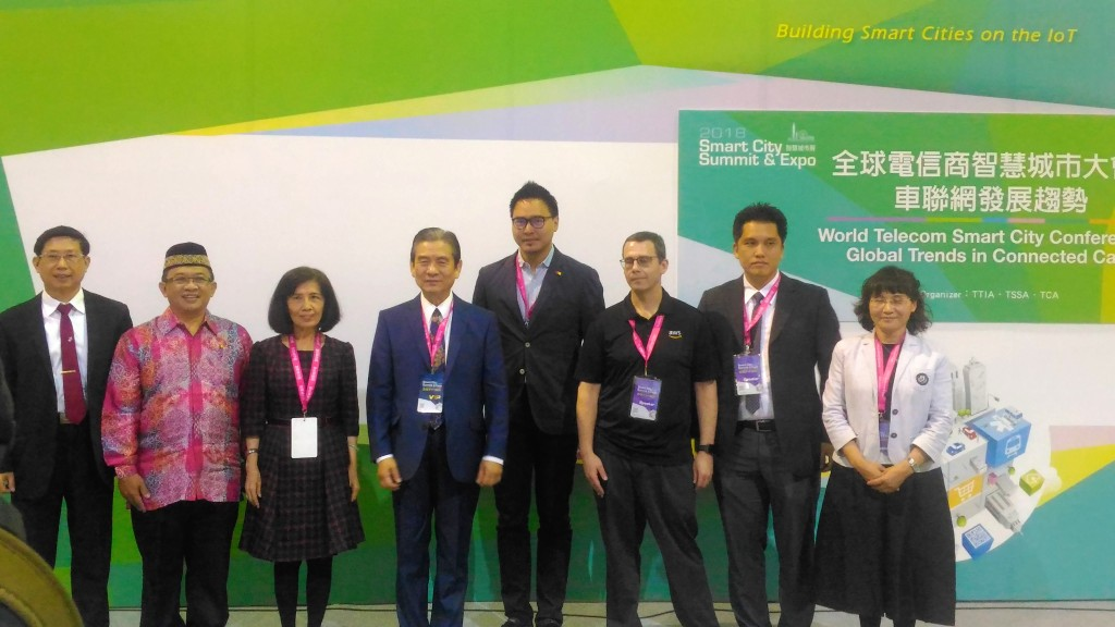 Speakers discuss diverse applications for IoT tech around the world and in Taiwan.