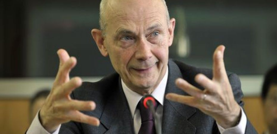 Former WTO Director-General Pascal Lamy.