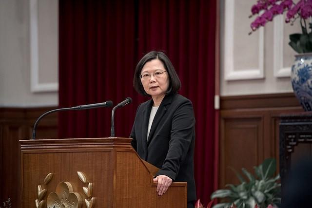 總統蔡英文(照片來源:總統府提供)