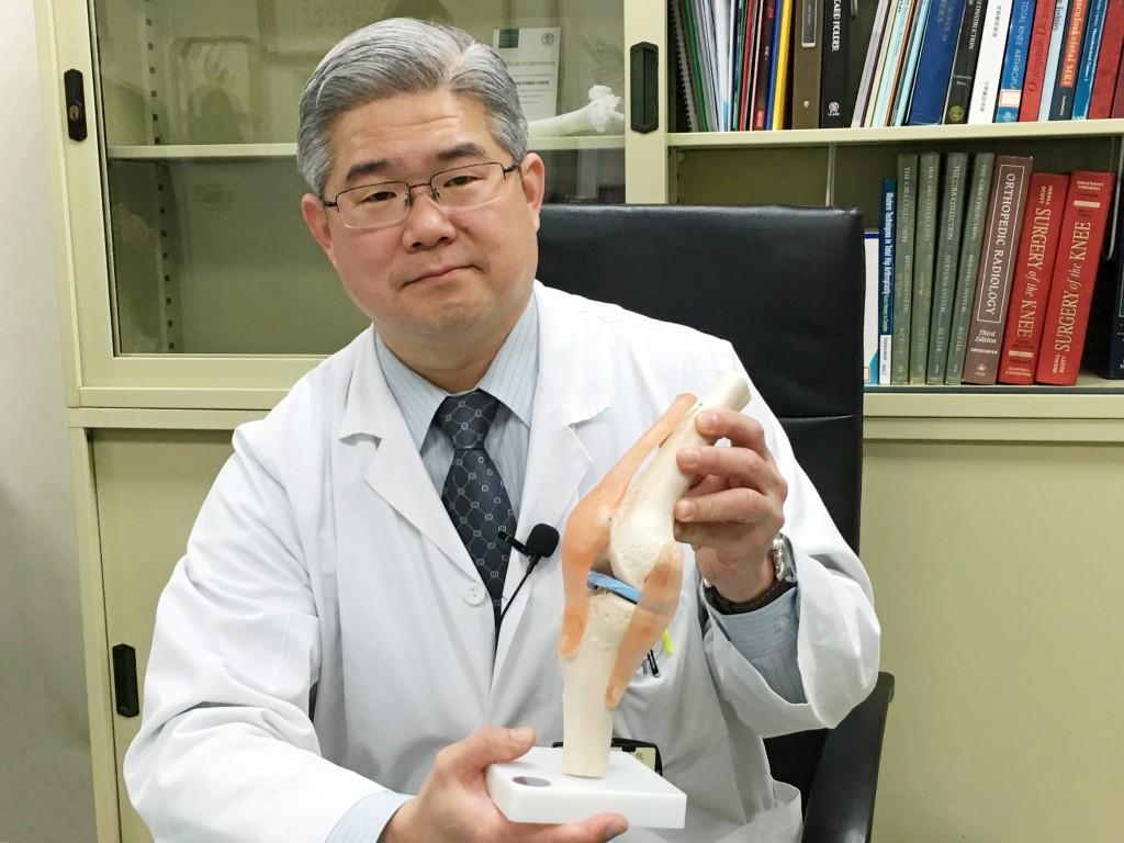 北榮血友病整合治療團隊為血友病患者置換雙膝獲得世界血友病聯盟肯定。