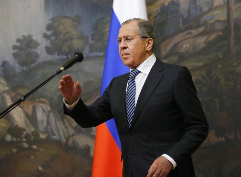 俄國外長拉夫羅夫(圖/美聯社)