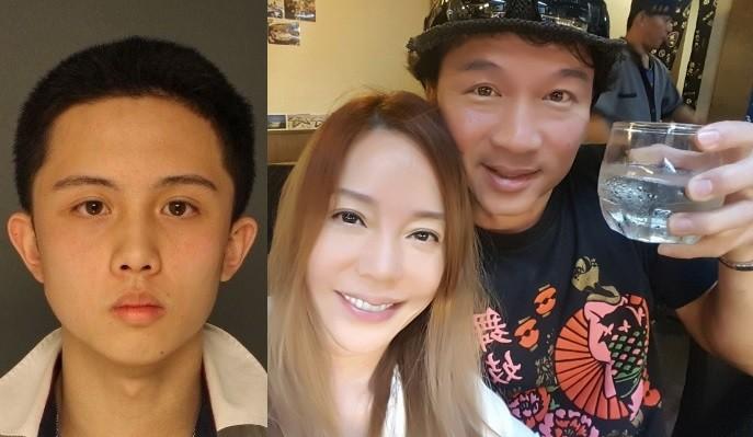 An Tso Sun (left) (twitter.com/UDPolice), parents (right) (facebook.com/imdeeeinn)