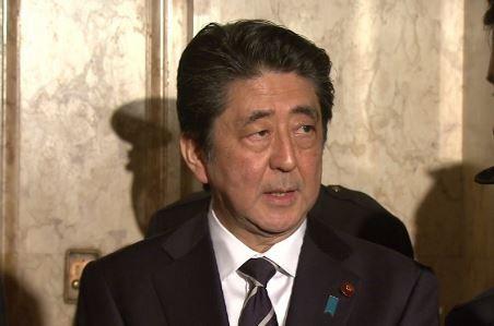 日本首相安倍晉三(圖片來源:翻攝自首相官邸網站)