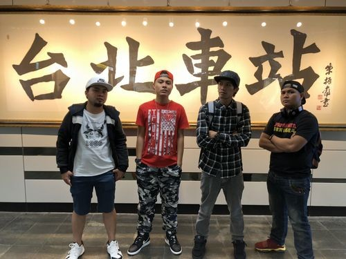 New Filipino rappers ready for battle.