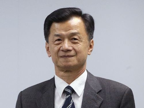 Minister of Justice Chui Tai-san