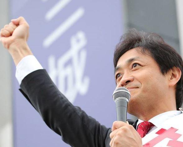 希望之黨黨魁玉木雄一郎(圖片來源:翻攝自玉木雄一郎Instagram)