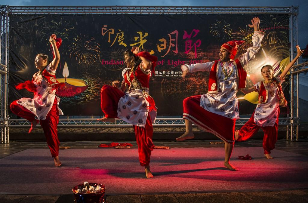 2018印度春漾嘉年華明日將在台北車站一樓大廳舉行(圖片來源: 印度台北協會提供)