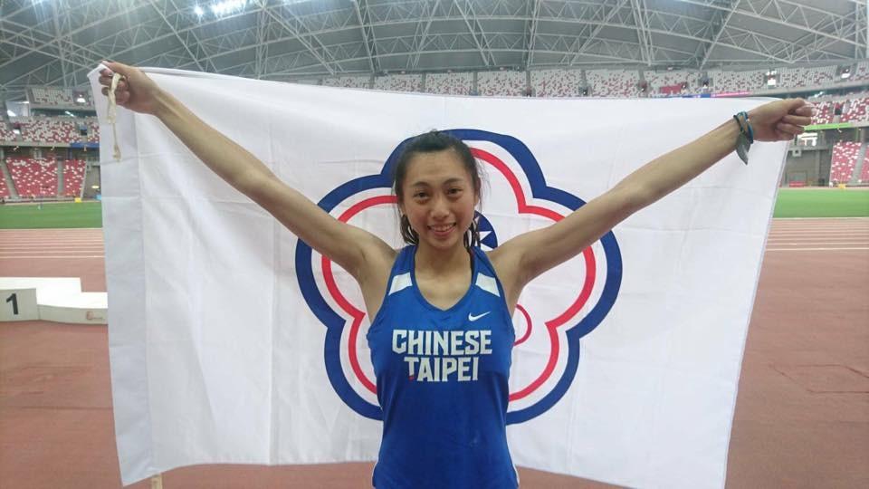 圖片來源:中華民國田徑協會