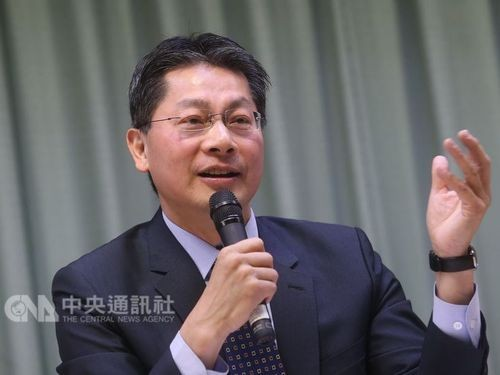 Ministry of Foreign Affairs spokesman Andrew Lee (李憲章)/CNA file photo