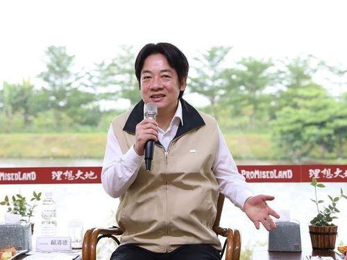 Premier Lai Ching-te (賴清德)