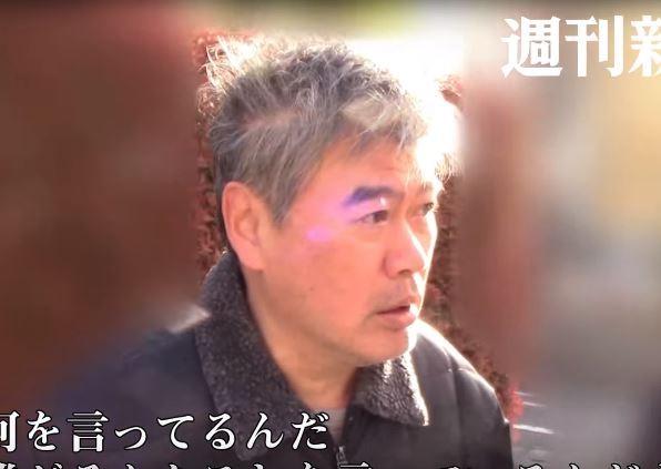日財務省高官福田淳一(圖片來源:翻攝《週刊新潮》上傳至Youtube之影片)