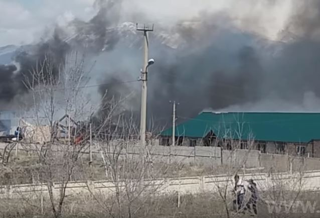 (Screenshot of 24kg news agency's footage)