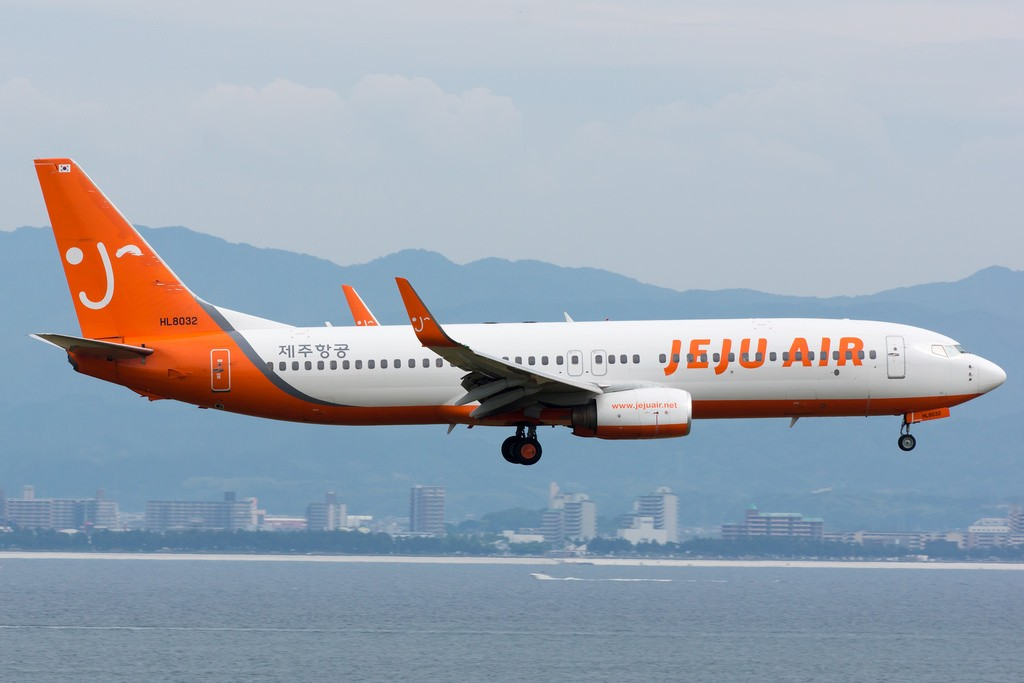 Jeju Air causes controversy over study abroad flyer. (Image from Flickr)