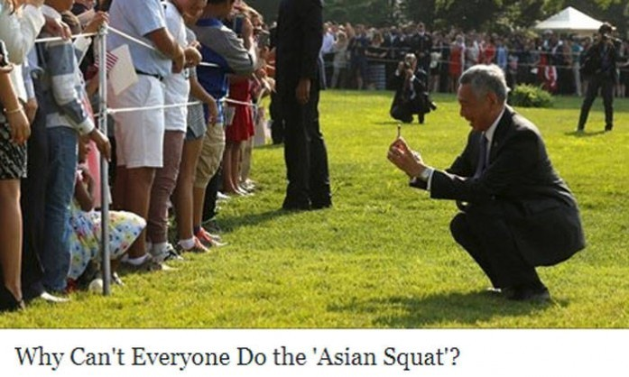 Video of French failing at 'Asian squat' goes viral in Taiwan