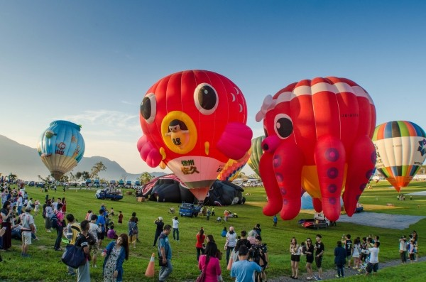(Photo from balloontaiwan.taitung.gov.tw)