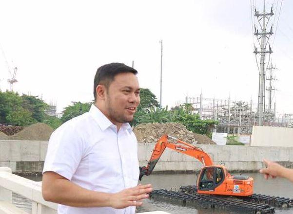 菲律賓公共建設和公路部長Mark Villar(圖片來源:翻攝自Mark Villar臉書)
