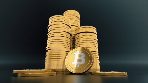 Image result for stacks of bitcoins