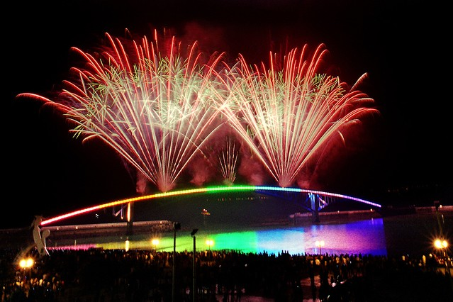 Penghu Ocean Fireworks Festival kicks off with a range of shows