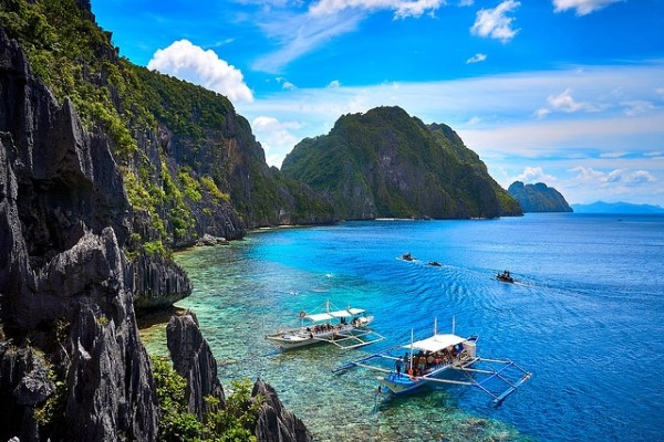 El Nido Palawan Philippines. (Photo by flckr user Boris G)