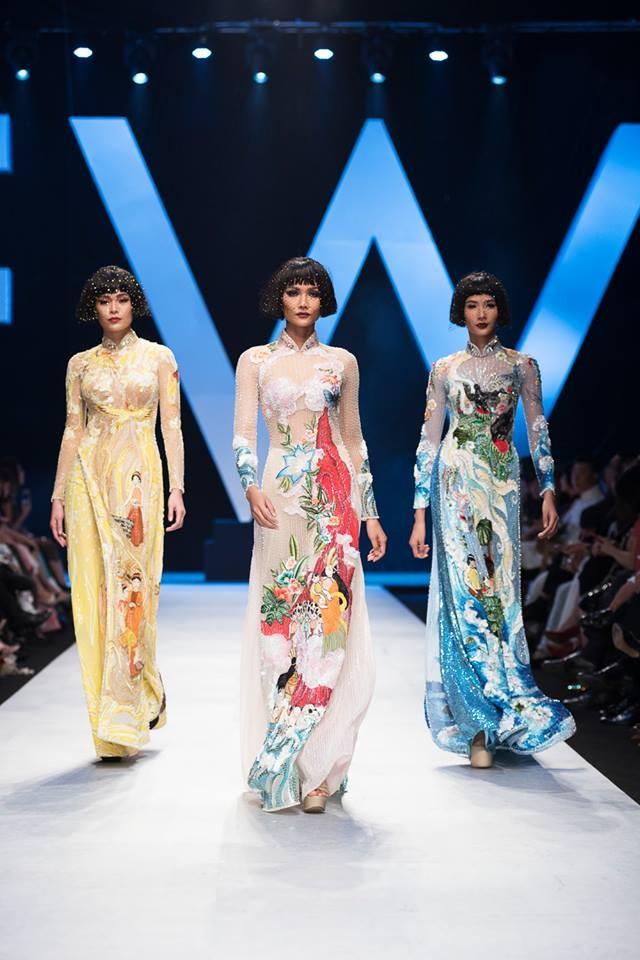 Vietnam Int'l Fashion Week kicks off including brands from Taiwan