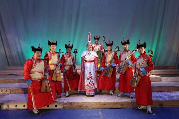 蒙古國家傳統歌劇院將於5月上旬於臺北、臺中及花蓮巡演(照片來源:文化部提供)