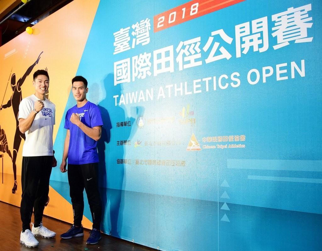 Image from Chinese Taipei Athletics Association