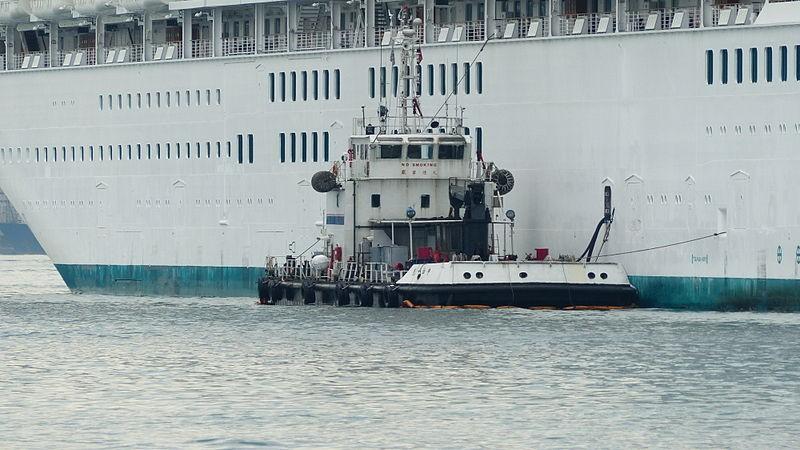 油駁船示意圖(維基百科)
